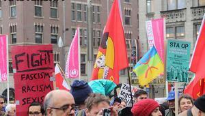 Irkçılığa ve İslamofobiye karşı 3 şehirde protesto