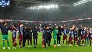Trabzonspor 2017de tam sürat