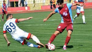 Kahramanmaraşspor-Ofspor: 1-0