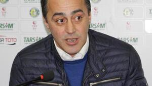 Sivassporda Mesut Bakkal istifa etti