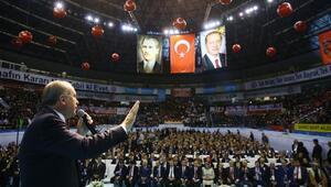 Erdoğan: Size hakkınız olmayanı veremem
