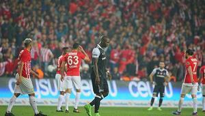Antalyaspor 0-0 Beşiktaş / MAÇIN ÖZETİ