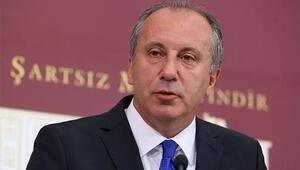 CHP Milletvekili İnce'den TRT'ye: Haram zıkkım olsun