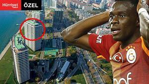 Galatasaraylı Bruma'ya haciz şoku
