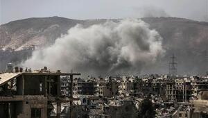 Son dakika: Suriyeden peş peşe çatışma haberleri.. Şehirden ardı ardına bomba sesleri geliyor