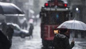 Meteorolojiden sağanak yağış ve kar yağışı uyarısı