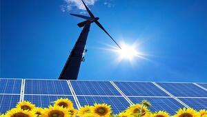 Güneş ve rüzgarda 10 bin MW hedefi