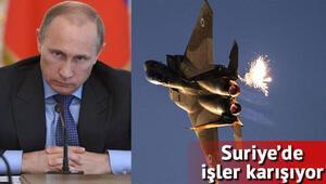 Rusya ile İsrail, Suriye yüzünden karşı karşıya geldi