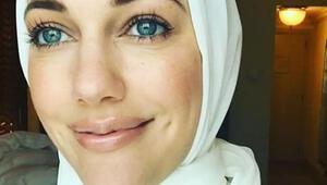 Meryem Uzerli'nin tesettürlü hali sosyal medyaya damga vurdu