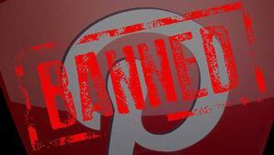 Çin Pinteresti yasakladı