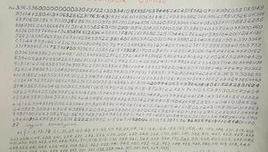 Hazırladığı matematik sorusunu ilk çözene tüm mal varlığını verecek