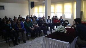 Vize'de sağlık paneli gerçekleştirildi