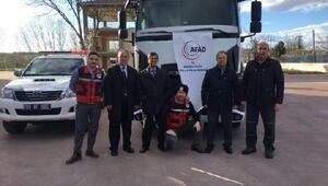 Kırklareli'nden Suriye'ye 19 ton, un yardımı