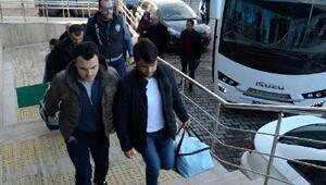 Zonguldakta FETÖden 6 polis adliyede