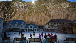 Norveçin güneş görmeyen kasabası: Rjukan