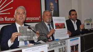 CHP İl Başkanı Sancar: Denize dökülecek olan düşman kimdir