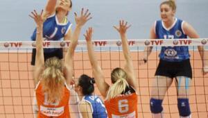 Beylikdüzü Voleybol İhtisas-Alaşehir Belediyespor: 3-0