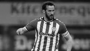 İrlandalı futbolcu McBride 27 yaşında hayatını kaybetti