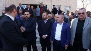 AK Partili Kolçak, son yolculuğuna uğurlandı