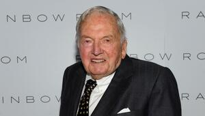 Ünlü milyarder David Rockefeller 101 yaşında hayatını kaybetti
