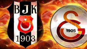 Beşiktaş - Galatasaray maçında hakemler soyunma odasına gitti