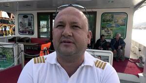 Yılın ilk tekne turu İranlı turistlerle başladı