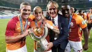 Sneijder: Riekerink varken iyi idman yapmıyorduk