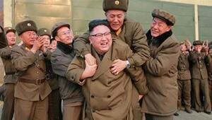 Kuzey Koreden çok sert sözler... Ateşe körükle gidiyor