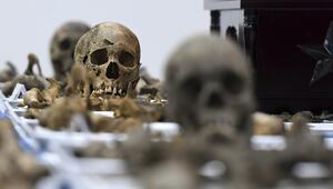Cesetleri 60 senedir bulunamıyordu! 28 kişiye ait iskeletler böyle...
