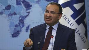 Adalet Bakanı Bozdağ bu akşam ABDli mevkidaşı ile Gülenin iadesini görüşecek