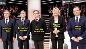 Fransız seçmene göre 'en inandırıcı' Macron