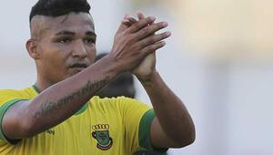 Trabzonspora Brezilyalı golcü: Welthon