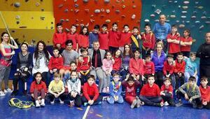 Bakan Kılıç : Samsun tırmanış sporunda öncü şehir olacak