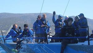 Arkas Sailing Team Bodrumda zirvede