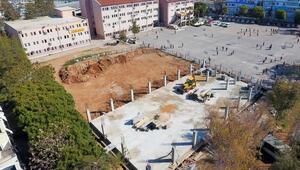 Muratpaşadan 8inci spor tesisi