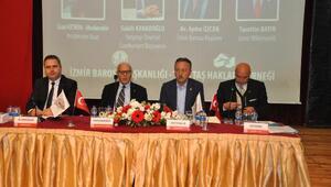 Barodan anayasa hukuku ve hak ihlalleri paneli