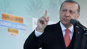 Cumhurbaşkanı Erdoğandan Avrupaya sert sözler: 16 Nisan bir bitsin masaya oturacağız