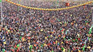 Diyarbakırda Nevruz coşkusu