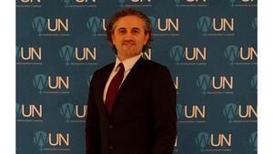 Birleşmiş Milletler'de 'Mutlu Kadın Hareketi'ni anlattı