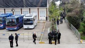 Yalova'daki FETÖ davasının görülmesine başlandı