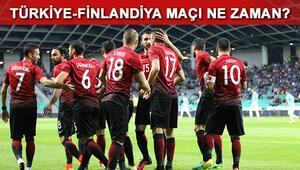 Türkiye Finlandiya maçı ne zaman, saat kaçta oynanacak Milli maç hangi kanalda