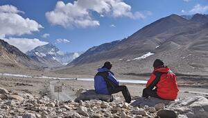 Kutsal şehir Lhasa'dan dünyanın zirvesi Evereste...