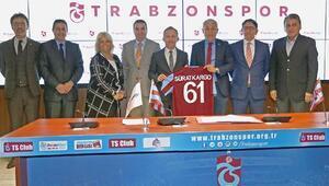 Trabzonspor'a yeni sponsor