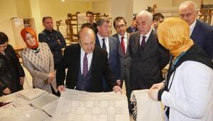 Başkan Gümrükçüoğlu: Siz yeter ki üretin, satışını biz yaparız