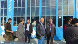 Seydişehirde oto sanayi sitesindeki 4 işyerinde hırsızlık