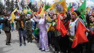 Gaziantepte, nevruz kutlamalarında ateş yakılmasına izin verilmedi