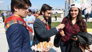 Balıkesir Üniversitesinde nevruz coşkusu