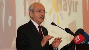 Kılıçdaroğlu: Siyasi ahlak kanunu çıkaracaktık, Davutoğlunun ömrü yetmedi (3)