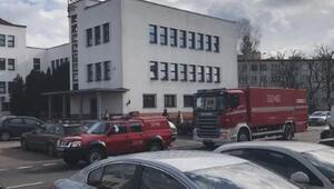 Polonya alarma geçti 180 kişi tahliye edildi