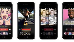 Yeni bir video uygulaması: Apple Clips